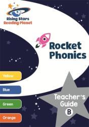 Reading Planet Rocket Phonics Teacher's Guide B (ISBN: 9781471887833)