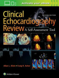 Clinical Echocardiography Review (ISBN: 9781451195378)