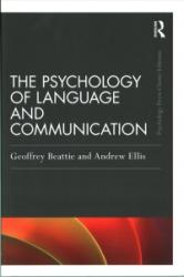 Psychology of Language and Communication (ISBN: 9781138734531)
