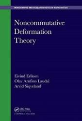 Noncommutative Deformation Theory (ISBN: 9781498796019)