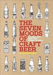 Seven Moods of Craft Beer - Adrian Tierney-Jones (ISBN: 9780957471788)
