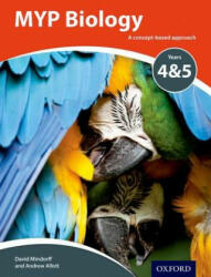 MYP Biology: a Concept Based Approach: Print and Online Pack (ISBN: 9780198369950)