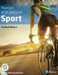 BTEC Nationals Sport Student Book 2 + Activebook - For the 2016 Specifications (ISBN: 9781292134062)