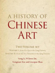 A History of Chinese Art 2 Volume Hardback Set (ISBN: 9781107016613)