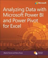 Analyzing Data with Power BI and Power Pivot for Excel (ISBN: 9781509302765)