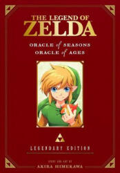 Legend of Zelda: Legendary Edition, Vol. 2 (ISBN: 9781421589602)