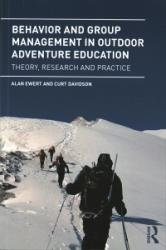 Behavior and Group Management in Outdoor Adventure Education (ISBN: 9781138935259)