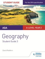 AQA A-level Geography Student Guide 3: Hazards; Population and the Environment (ISBN: 9781471864186)