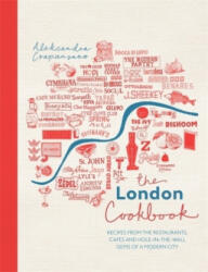 London Cookbook (ISBN: 9780751569353)