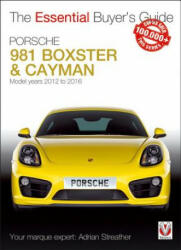 Porsche 981 Boxster & Cayman (ISBN: 9781787110694)