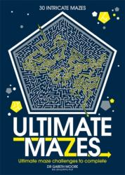 Ultimate Mazes (ISBN: 9781782437710)