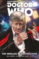 Doctor Who: The Third Doctor - Paul Cornell (ISBN: 9781785857331)