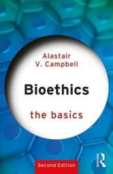 Bioethics: The Basics (ISBN: 9780415790314)