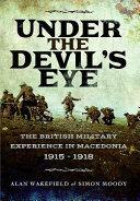 Under the Devil's Eye - Alan Wakefield (ISBN: 9781473899032)