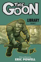 The Goon Library Volume 5 (ISBN: 9781506704012)
