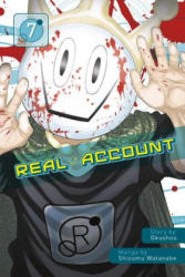 Real Account Volume 7 (ISBN: 9781632364401)