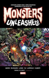 Monsters Unleashed: Monster-size (ISBN: 9781302907266)