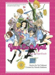 Your Lie In April - A Six-Person Etude (ISBN: 9781945054266)