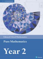 Edexcel A level Mathematics Pure Mathematics Year 2 Textbook + e-book (ISBN: 9781292183404)
