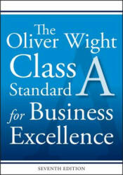 Oliver Wight Class A Standard for Business Excellence (ISBN: 9781119404477)