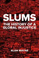 Slums (ISBN: 9781780238098)