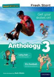 Read Write Inc. Fresh Start: Anthology 3 - Gill Munton, Janey Pursglove, Adrian Bradbury (ISBN: 9780198398264)