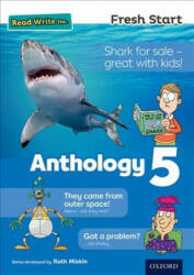 Read Write Inc. Fresh Start: Anthology 5 - Pack of 5 (ISBN: 9780198398301)