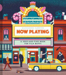 Now Playing: A Seek-and-Find Book for Film Buffs (ISBN: 9781452166308)