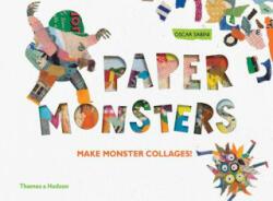 Paper Monsters - Oscar Sabini (ISBN: 9780500650967)