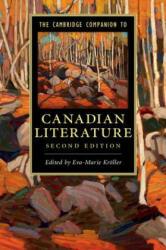 Cambridge Companion to Canadian Literature (ISBN: 9781316612408)