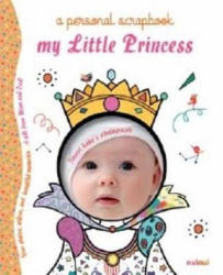 My Little Princess Scrapbook - Alberto Bertolazzi (ISBN: 9782889358038)