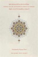Ibn Khaldun on Sufism - Abu Zayd Abd ar-Rahman (ISBN: 9781911141280)