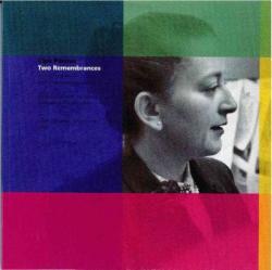 Cipe Pineles - Two Remembrances (ISBN: 9780975965153)