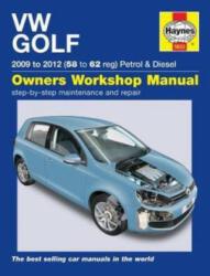 VW Golf Petrol & Diesel - (ISBN: 9781785213878)