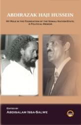 My Role In The Foundation Of The Somali Nation-state, A Political Memoir - My Role in the Foundation of the Somali Nation-State, A Political Memoir (ISBN: 9781569025314)