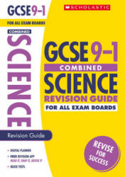 Combined Sciences Revision Guide for All Boards (ISBN: 9781407176956)