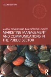 Marketing Management and Communications in the Public Sector (ISBN: 9781138655805)
