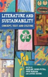 Literature and Sustainability - Concept, Text and Culture (ISBN: 9780719099670)