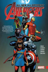 All-new, All-different Avengers (ISBN: 9781302904098)
