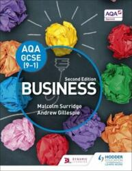 AQA GCSE (9-1) Business, Second Edition - Andrew Gillespie (ISBN: 9781471899386)