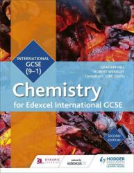 Edexcel International GCSE Chemistry Student Book Second Edition (ISBN: 9781510405202)