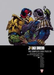 Judge Dredd: Complete Case Files 29 (ISBN: 9781781085264)