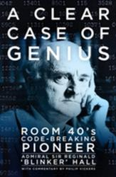 Clear Case of Genius - ADMIRAL HALL (ISBN: 9780750982658)