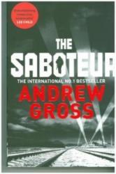 Saboteur (ISBN: 9781509822287)
