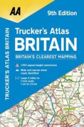 AA Trucker's Atlas Britain (ISBN: 9780749578855)