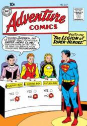Legion of Super Heroes: The Silver Age Omnibus Vol. 1 (ISBN: 9781401271022)