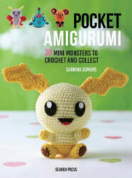 Pocket Amigurumi - Somers (ISBN: 9781782215462)