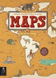 Maps Special Edition - Aleksandra Mizielinski, Daniel Mizielinski (ISBN: 9781783708048)