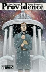 Providence Act 3 Limited Edition Hardcover - Alan Moore (ISBN: 9781592912933)