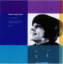 Elaine Lustig Cohen - Modernism Reimagined (ISBN: 9781939125057)